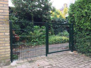 Goossens Lasbedrijf poort 1 x 1 meter
