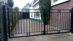 Goossens Lasbedrijf poort Amsterdam